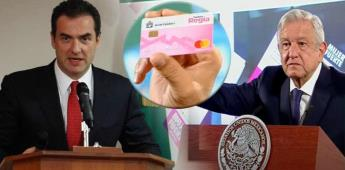 En delito por entrega de tarjetas será FGR quien resuelva, no INE