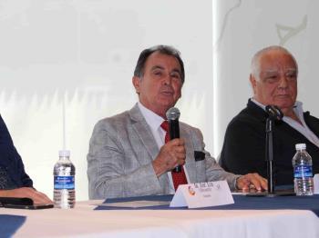 El evento hacia el homenaje a la figura mundial del toreo ¨Eloy Cavazos¨, tuvo su rueda de prensa