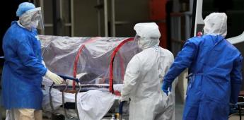 México acumula 220 mil 159 muertes por Covid-19