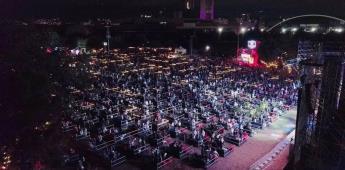 Intocable muestra cómo podrían ser los conciertos con sana distancia