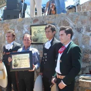 Música, alegría y toreo en el homenaje a Eloy Cavazos en Valle de las Palmas