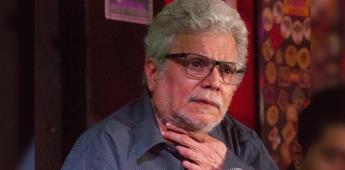 Muere el actor Jaime Garza; famosos lo despiden