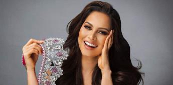 Andrea Meza, favorita para ganar corona