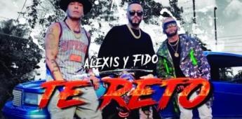"""Alexis y Fido se unen de nuevo con Yandel para traernos el nuevo sencillo de perreo """"te reto"""""""