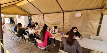 Inicia vacunación para personas de 50 a 59 años y mujeres embarazadas en tijuana
