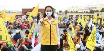Baja California brillará en el mundo: Lupita Jones