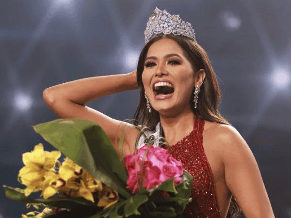 Tras ganar Miss Universo, Andrea Meza recibe críticas en redes
