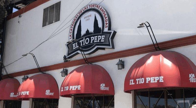 Restaurant El Tio Pepe Gabilondo desmiente parentesco con Nailea Salas Fernández
