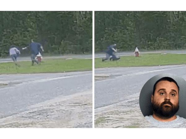 Video: Hombre intenta secuestrar a niña de 11 años en Florida; ella pelea y logra huir