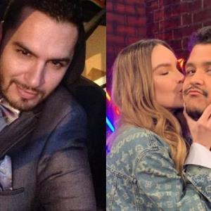 """Antonio Tizoc se refiere a Belinda como """"hambreada de dinero por su relación con Nodal"""