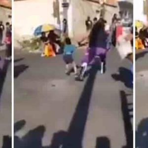 Autoridades inician investigación al luchador que agredió a niño