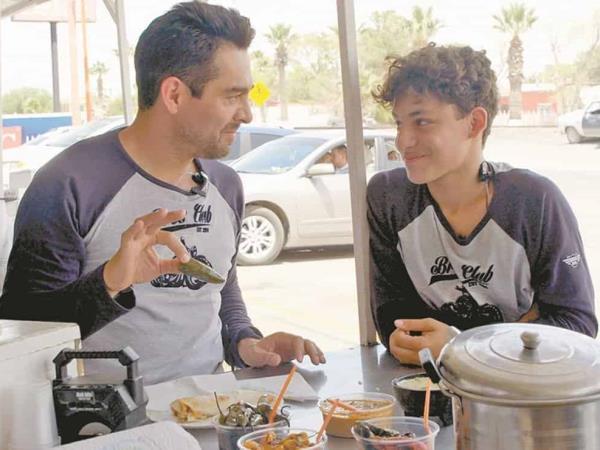 Omar Chaparro busca la reconciliación con su hijo