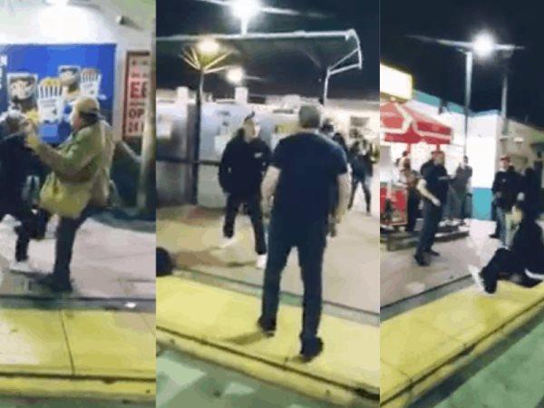 Video: Esto sucedió en el otro lado