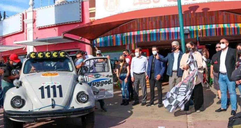 Promueve ayuntamiento la edición 54 del Score International Baja 500