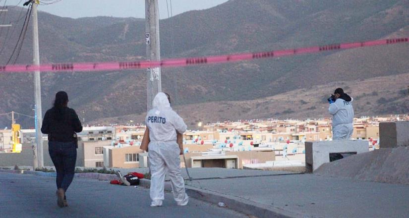 Mujer fue asesinada en Frac. Natura, cerca de vista del Sol.