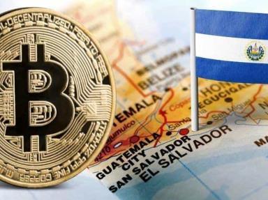 El Salvador se convierte en el primer país en adoptar el bitcoin como una moneda de curso legal