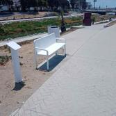 Avanza Servicios Públicos en remozamiento de zona turística, mejoramiento en áreas verdes, camellones, luminarias y papeleras.