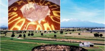 Hacen pan de socavón de Puebla y se vuelve viral