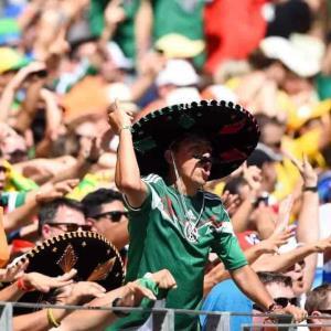 Por grito homofóbico, México es castigado con dos juegos