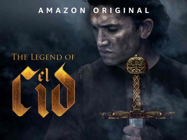 Amazon Prime Video reveló el tráiler oficial y la fecha de estreno de la segunda temporada de El Cid