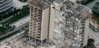 Hasta el momento se cuentan 9 fallecidos y 150 desaparecidos ante el derrumbe