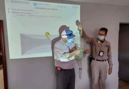 Informa protección civil posibilidad de chubascos con descargas eléctricas por remanentes de tormenta tropical Enrique.