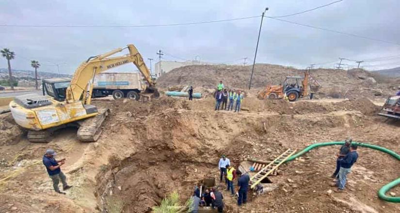 Culminan reparación de acueducto Florido-Aguaje; inicia recuperación del agua