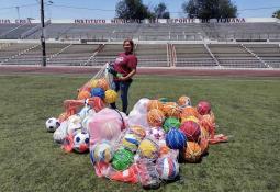 El Immujer brinda apoyo a personas en contexto de movilidad en El Chaparral