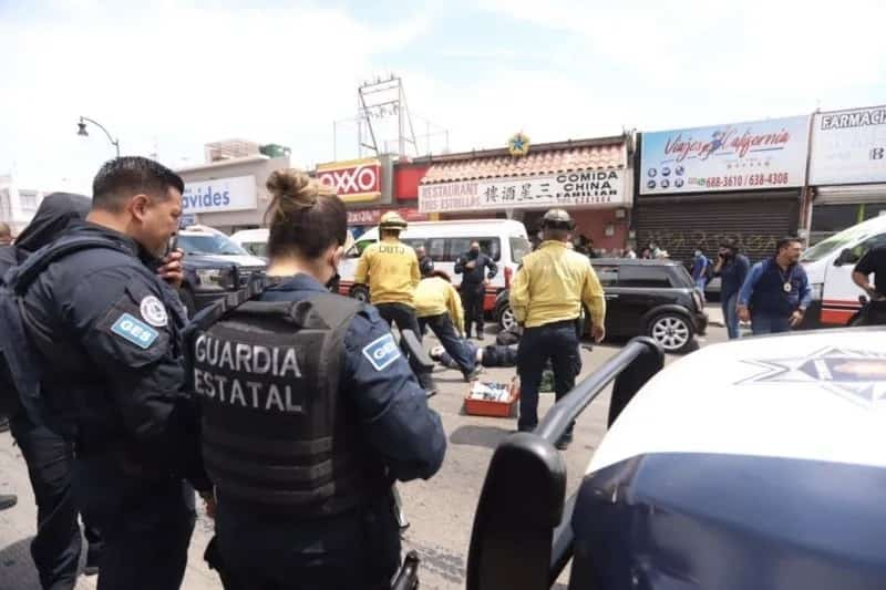 "Presunto agresor sexual estadounidense ""Lucky"" Luciano es abatido frente a la Catedral de Tijuana"