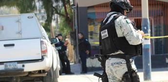 Se localiza cuerpo en  estacionamiento de la Plaza Azteca