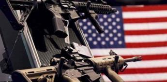 Tráfico ilícito de armas de EU a México deteriora condiciones de paz