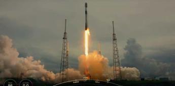 Nano satélite mexicano enviado por SpaceX ya está en órbita