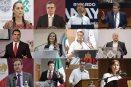 ¿Quiénes son los posibles políticos presidenciables para 2024?