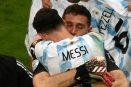 Argentina sufre pero accede a la final, derrota a Colombia en penales