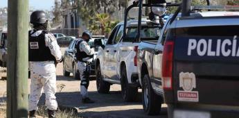 Un hombre fue asesinado en la colonia granjas familiares del matamoros.