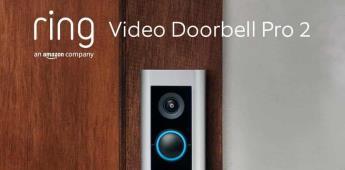 Presentamos Video Doorbell Pro 2 de Ring, el video timbre con cable más avanzado de Ring que cuenta con Detección de movimiento 3D y Vista aérea.