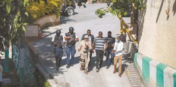Magnicidio en Haití; presuntos asesinos caen en operativo
