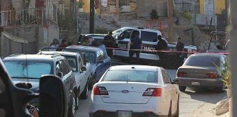 Asesinan a femina en la entrada de un domicilio en la Sanchez Taboada