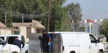 Se encuentra un cuerpo dentro de una tina por la calle 3 y 6 de enero Colonia Poblado del Ejido Francisco Villa.