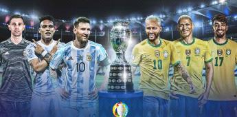 Cuándo y dónde ver la final de la Copa América.