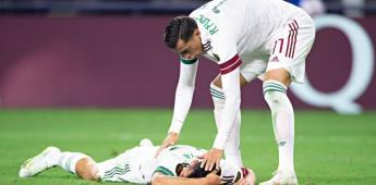 Chucky Lozano: Salió todo muy bien, muchas gracias tras lesión en el México vs Trinidad y Tobago