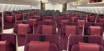 Vuelos sin pasajeros aterrizan en Australia