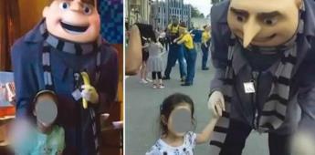 Universal Florida enfrenta demanda de 30 mil dólares por gesto racista de uno de sus empleados