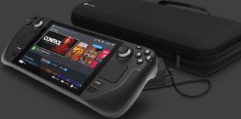 Se anuncia la consola Steam Deck la cual destaca por tener similitudes a la Nintendo Switch