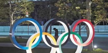 Selección Mexicana llegó a la sede de Juegos Olímpicos