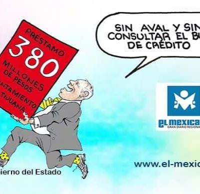 Gobierno del Estado solicita préstamo a municipios