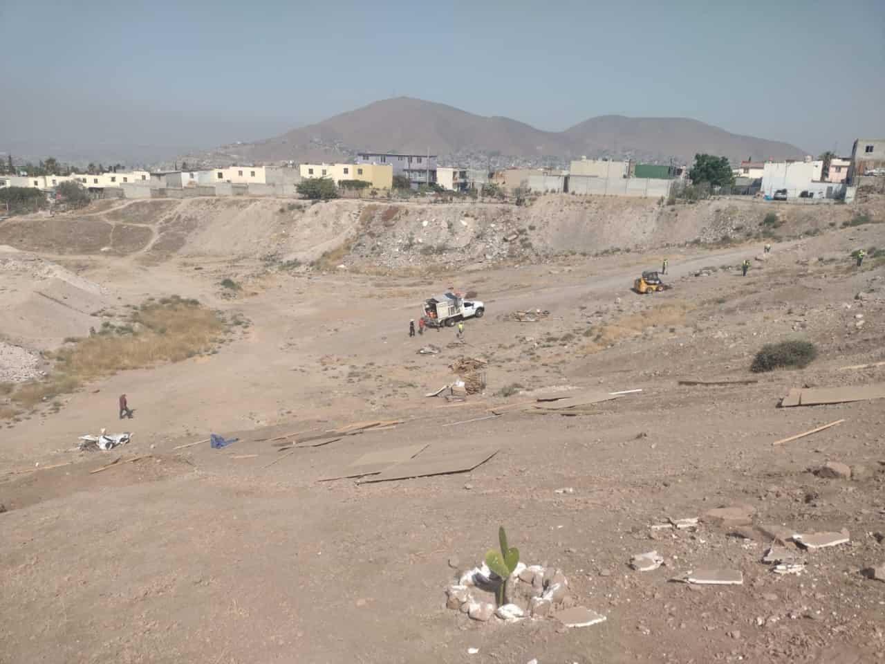 Contará zona este de Tijuana con parque deportivo