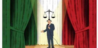 Parodia del Estado de derecho: The Economist sobre consulta de AMLO