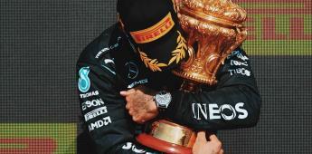 Red Bull condena ataques racistas sobre Lewis Hamilton
