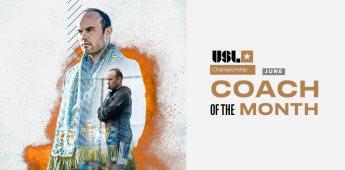 Landon Donovan Elegido Como Entrenador del Mes en la USL Championship